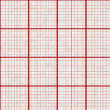 Graph paper background. Stock Photography