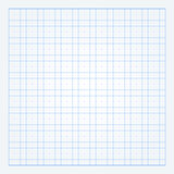 Graph paper background Royalty Free Stock Photos