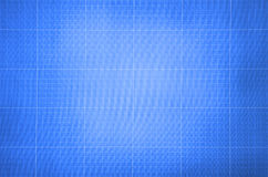 Graph paper for building and architectural drawings Royalty Free Stock Image