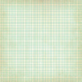 Graph paper grid with grunge texture Stock Photos