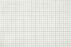 Graph paper square. Old  graph paper square grid background Stock Photo