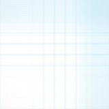 Graph seamless millimeter grid paper. Vector engineering background Royalty Free Stock Images