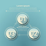 Graph Set Finance Diagram Infographic Icon Financial Business Chart Royalty Free Stock Images