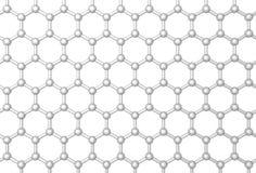 Graphene层数 免版税库存照片
