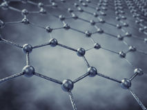 Graphene Royalty Free Stock Image