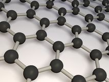 Graphene Royalty Free Stock Photos