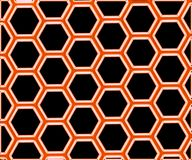 Graphene - 2D material - Metamaterials stock illustrationer