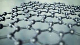 Graphene. Forming a molecular bond