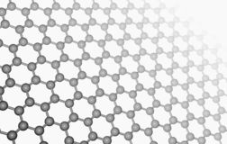 Graphene layer stock images