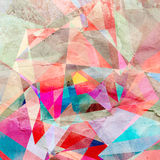 Graphic abstract background Royalty Free Stock Image