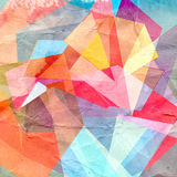 Graphic abstract background Stock Images