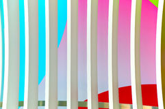 Graphic abstract design Royalty Free Stock Photos