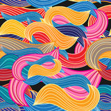 Graphic abstract pattern Royalty Free Stock Image