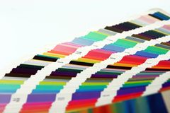 Graphic art colors royalty free stock photo