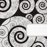 Graphic background Stock Photo