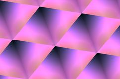 Graphic background cube  Royalty Free Stock Image