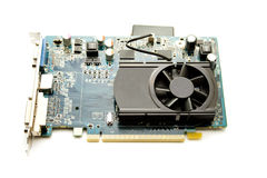 Graphic Card Royalty Free Stock Photo