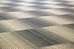 Graphic carpet Stock Images
