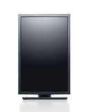 Graphic computer monitor Stock Image