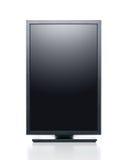 Graphic computer monitor Stock Image