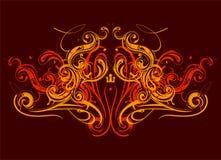 Graphic design element Stock Images