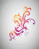Graphic design element Royalty Free Stock Images
