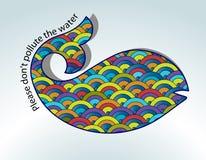 Graphic Design Fish