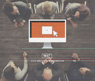 Graphic Design Skill Creativity Digital Concept Stock Image