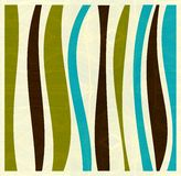 Graphic design stripes Royalty Free Stock Images