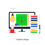Graphic design Royalty Free Stock Photos