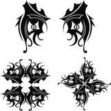 Graphic design Tribal tattoo Royalty Free Stock Photos