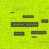 GRAPHIC DESIGN Royalty Free Stock Image