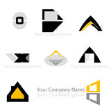 Graphic designs Royalty Free Stock Photography