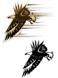 Graphic eagle Stock Photography
