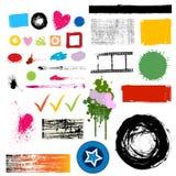 Graphic elements Stock Photo