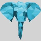 Graphic elephant Royalty Free Stock Image