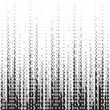 Graphic equalizer. Digital equalizer background Stock Image