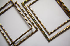 Graphic frames Royalty Free Stock Image