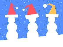 Graphic holiday design Stock Photography