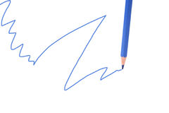 Graphic line royalty free stock photo