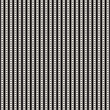 Graphic linear streaks with dots Royalty Free Stock Images