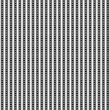 Graphic linear streaks with dots Stock Photo