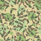 Graphic multicolor decor pattern Stock Photo
