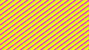 Graphic pattern that changes color as it rotates to the left, composed of drawings and shapes with colorful textures, in 16: 9 4K