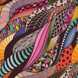 Graphic pattern Stock Photography