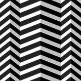 Zig zag pattern royalty free illustration