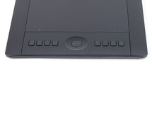 Graphic tablet for illustrators and designers Royalty Free Stock Photo
