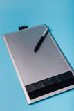 Graphic tablet with pen for illustrators and designers, Stock Photos