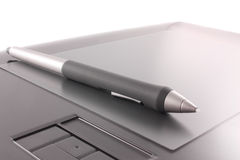 Graphic tablet5 Stock Image