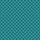 Quatrefoil Seamless Pattern royalty free illustration